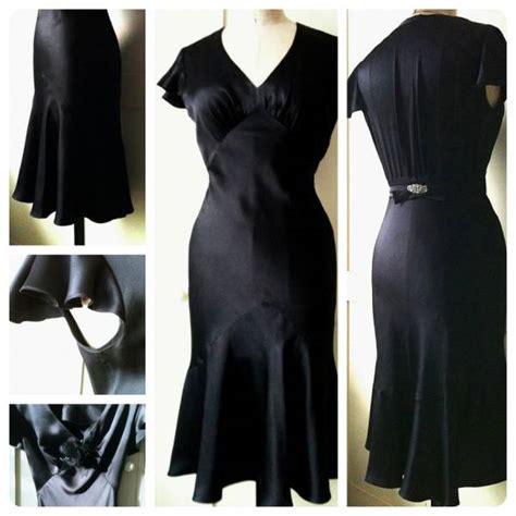 pattern cutting en francais patron gratuit petit robe noire dans le biais blog de