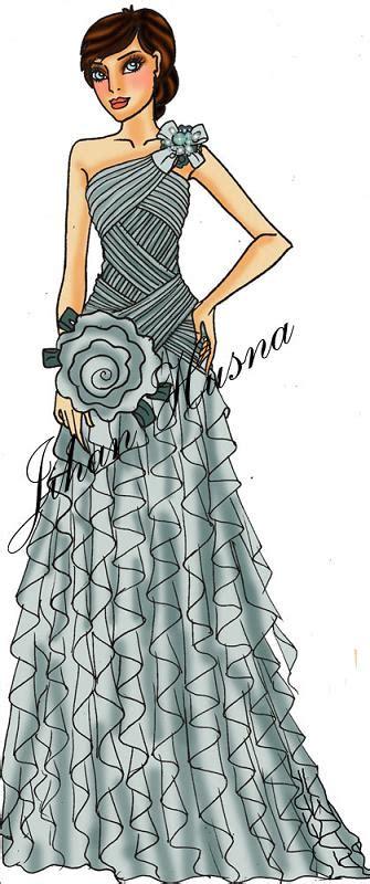 Baby Dress Tile Design Dress Anak Desain Tile desain longdress jihanhusna spesialis rumah jahit desainer 085 749 480 646 call