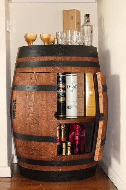 Barrel Drinks Cabinet wine barrel drinks cabinet arts crafts drinks cabinets by oak barrel creations ltd