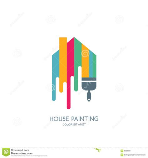 home decor logos home decor design logo house paint logo home and building