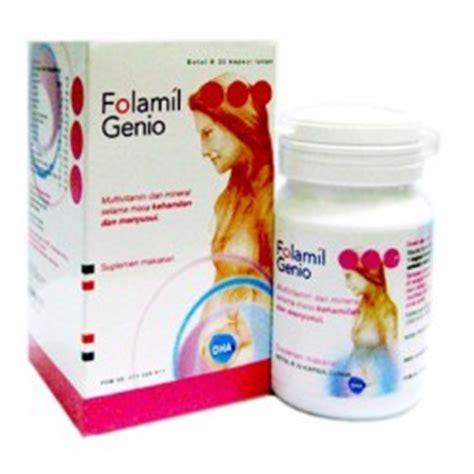 Vitamin Folamil Genio folamil genio
