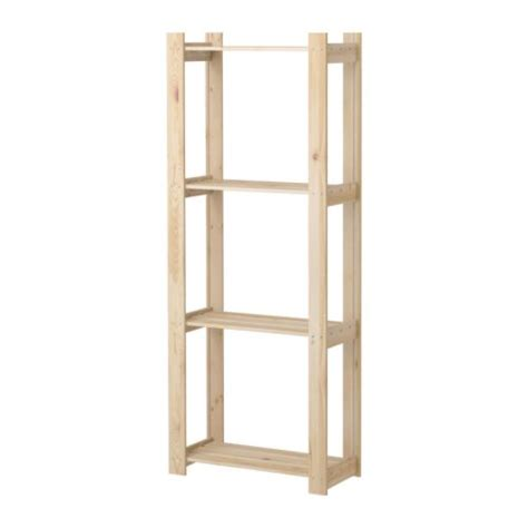 ikea wood albert shelving unit ikea
