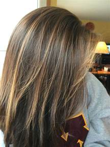hairstyles for 50 for brown hair and highlights best 20 highlights for dark hair ideas on pinterest