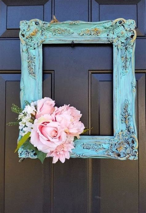 shabby chic picture frame best 25 door picture frame ideas on photo