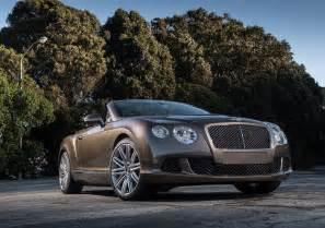 2013 Bentley Continental Gt Convertible 2013 Bentley Continental Gt Speed Convertible Extravaganzi