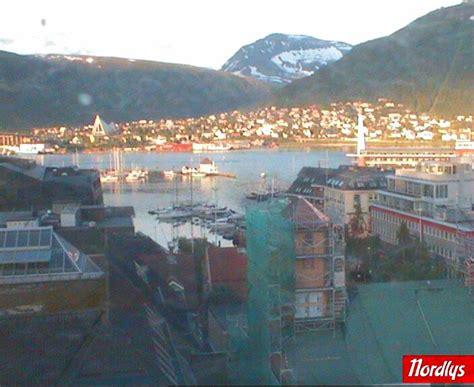 tromso live webcams webkameraer i troms fylkeskommune