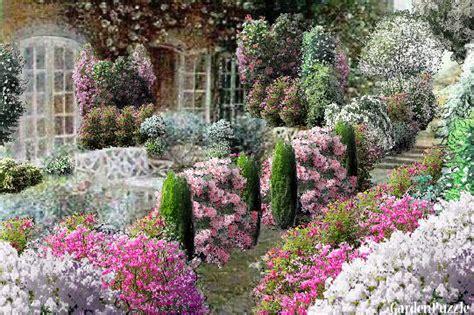 english garden design an old english garden gardenpuzzle online garden