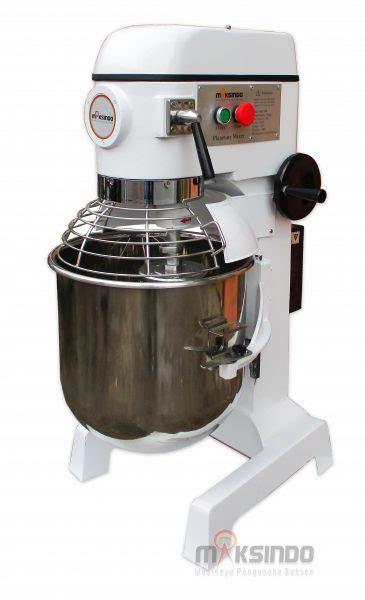 jual mesin mixer planetary 30 liter mks 30b di yogyakarta toko mesin maksindo yogyakarta