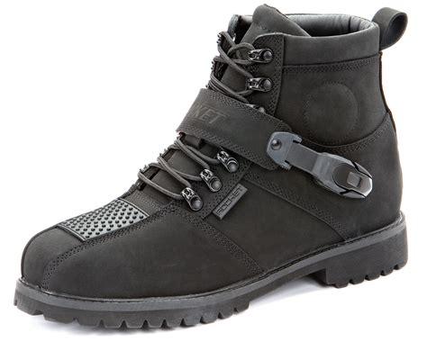 Boot Black Master Cat Black joe rocket 1287 0009 boots 9 black
