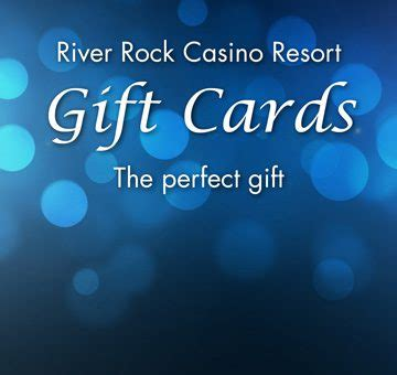 Rivers Casino Gift Cards - plan your next event at river rock river rock casino resort