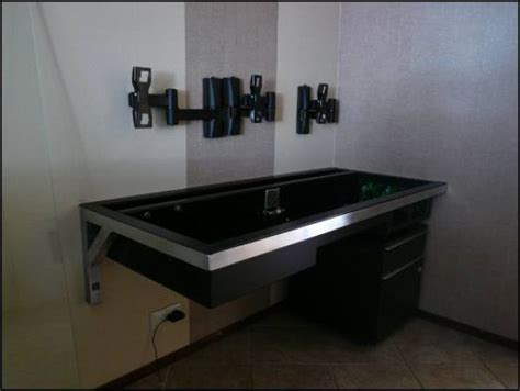 build custom computer desk custom built computer desk mod 68 pics
