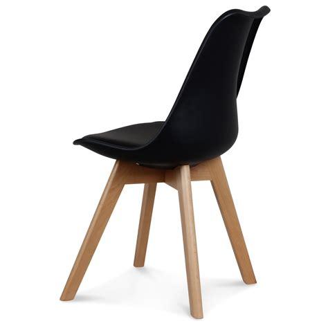 chaises style scandinave chaise style scandinave toundra demeure et jardin