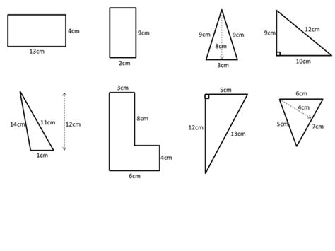 perimeter and area worksheets ks3 area and perimeter by dannytheref teaching resources tes