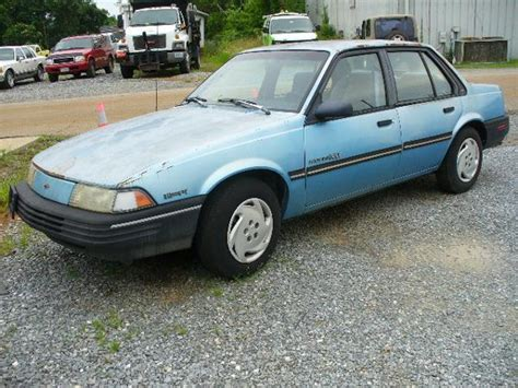 1993 chevrolet cavalier information and photos momentcar