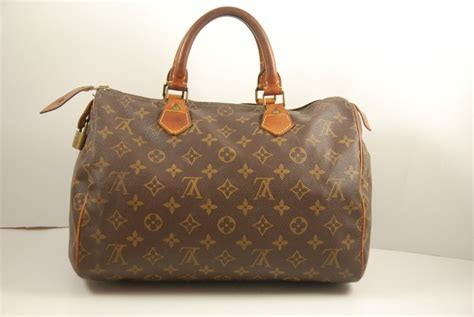 Handbags Classic Louis Vuitton by Vintage Louis Vuitton Speedy Bag At 1stdibs