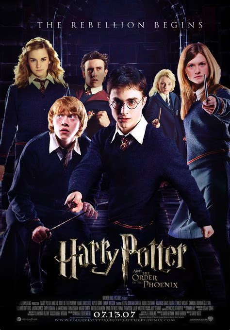 The At The Harry Potter And The Order Of The Premier by Harry Potter And The Order Of The 2007 Joel