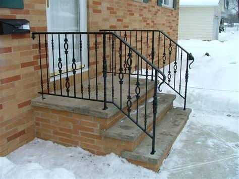 Front Door Railing Front Door Railing House For Sale Front Door And Stair Railing Finelli Ironworks Front Door