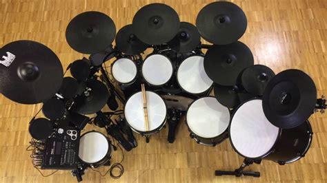 best electronic drums blackbird custom electronic drum set vdrums forum