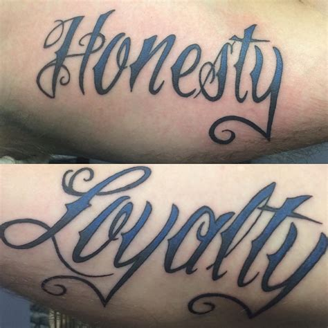 tattoo ideas loyalty 55 best loyalty designs meanings courage honor