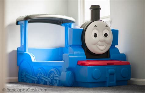 thomas train toddler bed riding the sleeper train 187 penelopes oasis