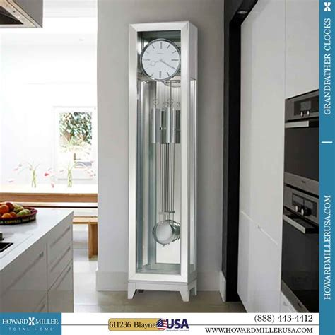 modern silver clock grandfather clocks contemporary grandfather clocks
