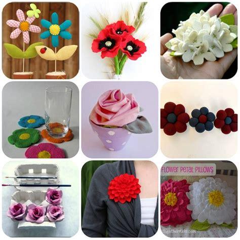 come creare fiori in stoffa fiori fai da te tutorial