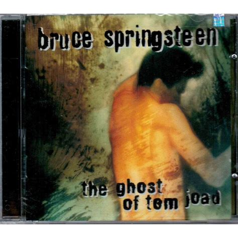 Cd Bruce Springsteen The Ghost Of Tom Joad the ghost of tom joad usa 1995 original 12 trk cd album ps by bruce springsteen cd with