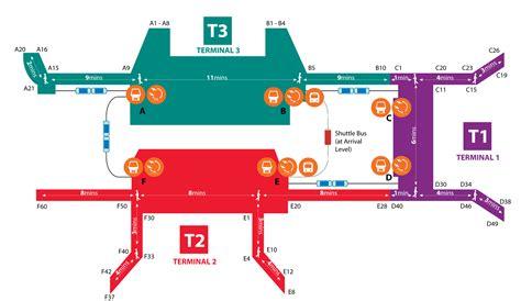 map of singapore airport terminals singapore changi airport reviews flights nation