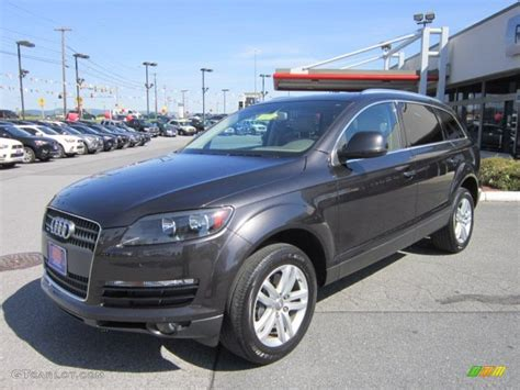 2008 condor grey metallic audi q7 3 6 premium quattro 65116747 gtcarlot car color galleries