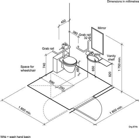 toilet layout building regs 65 best images about wc on pinterest toilets vanities
