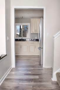 What Color Walls With Wood Floors by Grey Walls Laminate Flooring Pinteres