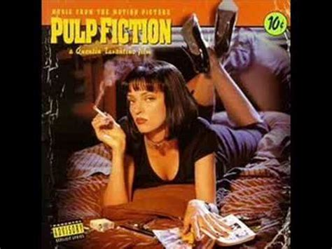 pulp fiction soundtrack the centurians bullwinkle part 2 from pulp fiction