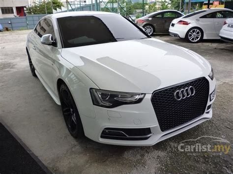 Audi S5 Facelift by Audi S5 2008 In Kuala Lumpur Automatic White For Rm