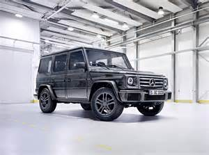 Pictures Of Mercedes G Class 2016 Mercedes G Class Pricing Starts At 120 825