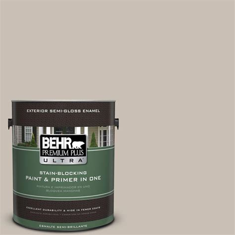 home depot behr ultra paint behr premium plus ultra 1 gal t16 06 penthouse view semi