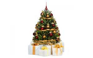 fondo de pantalla cajas con regalos arbol de navidad hd