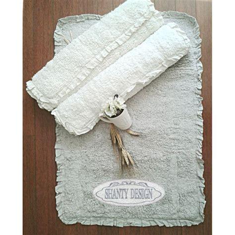 tappeti stile shabby tappeto bagno roma 3 shabby chic zerbini tappeti