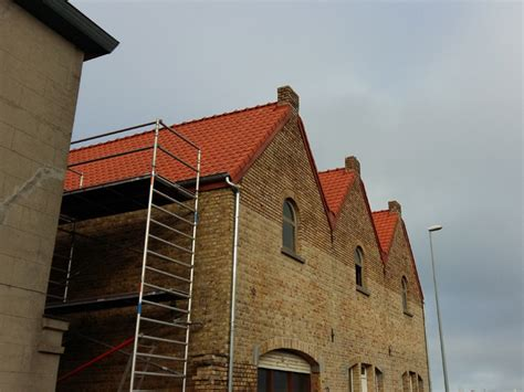 schouw hermetsen brouwerij koramic stormpan dakwerken vandamme