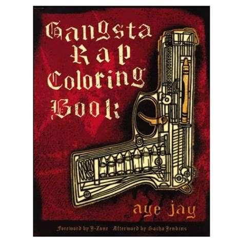 Gangsta Rap Coloring Book; Super Pimp Comic Book   NATIVE SON