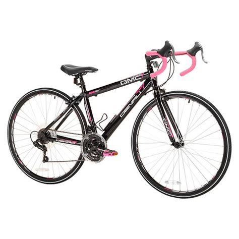 gmc s denali 700c road bike pink black target