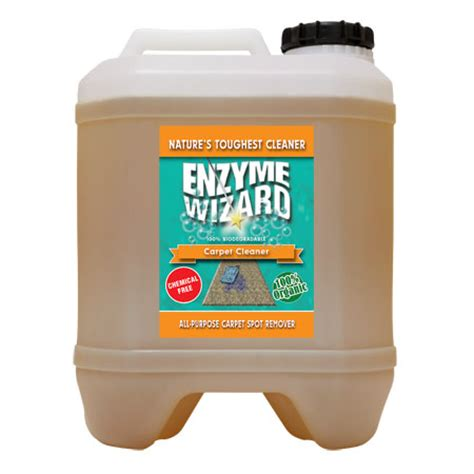 enzyme upholstery cleaner enzyme wizard carpet spot cleaner 20 litres ew cs 20l