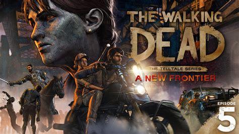 Calendrier Walking Dead Le Dernier 233 Pisode De The Walking Dead A New Frontier