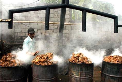 pembuatan telur asin asap bocah angon pengawetan pangan dengan asap cair