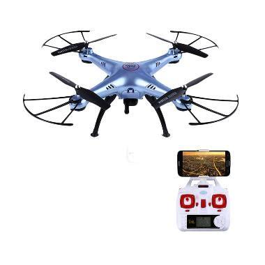 blibli drone jual syma x5hw wi fi fpv hd camera altitude hold 4ch 6