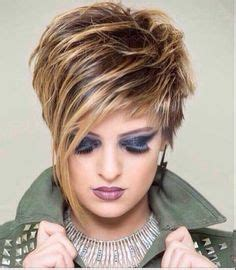 pics of hair cuts were the front is long and the back is short 20 trendy short haircuts for women over 50 short