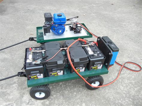 diy small alternator pm motor battery charger generator