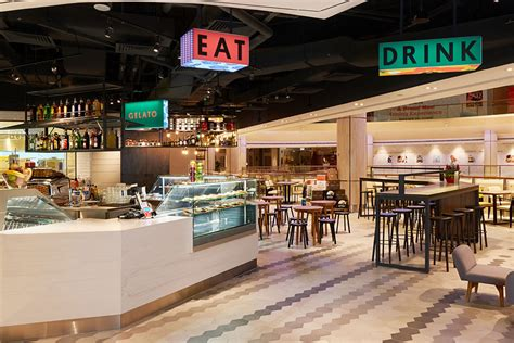 food court sign board design new brand identity for bottura by foreign policy bp o