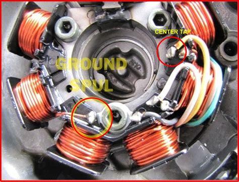 Honda Tiger Megapro Wiring Harness Aka Kabel cara praktis merubah kelistrikan yamaha scorpio agar lu tetap terang di rpm rendah