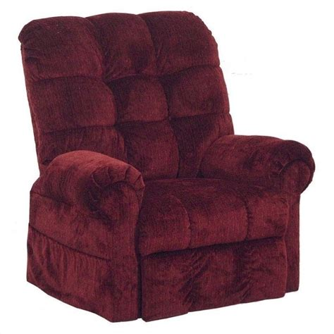 Power Lift Recliner Chairs by Catnapper Omni Power Lift Lay Out Chaise Recliner