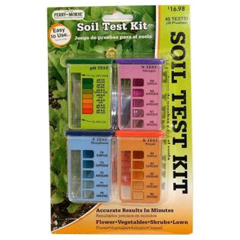 ferry morse 40 test soil test kit 920 at the home depot